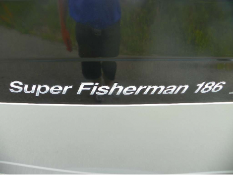 2013 Starcraft Marine 186 Superfisherman